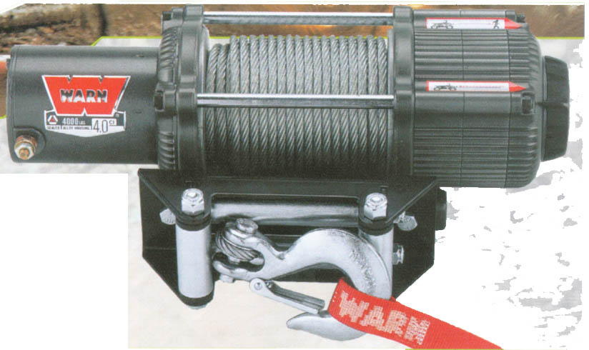 Arctic Cat Atv Warn Winches